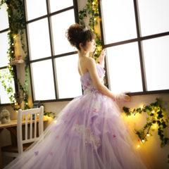 ドレスのタイトル