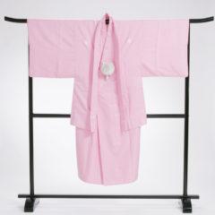男性袴 ピンク紋白