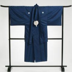 男性袴 紺