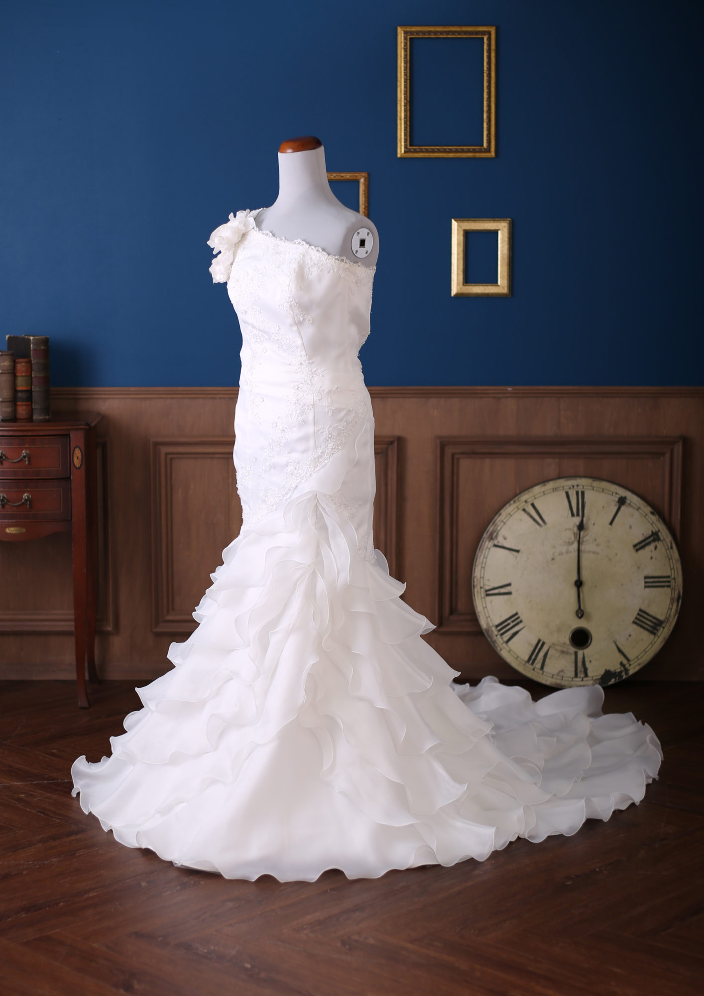 wedding dress 845
